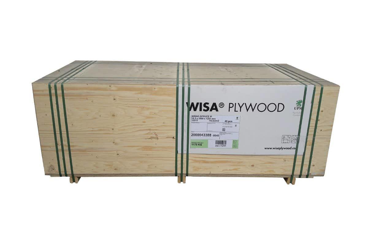 wisa plywood