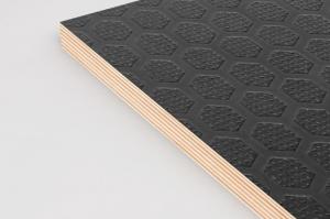 Hexa petekli plywood