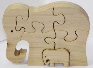 Plywood dekoratif