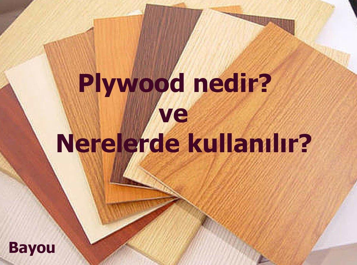 plywood-nedir