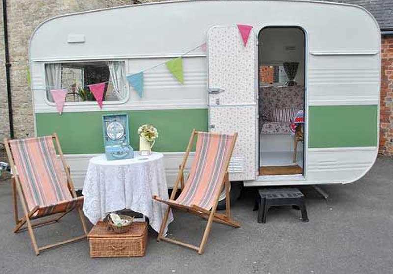 minimalist karavan ornegi